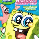 SpongeBob Squarepants Coloring & Activity Book