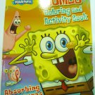 Spongebob Squarepants Jumbo Coloring & Activity Book