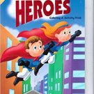 Super Heroes Animals Coloring & Activity Book (Recycled Paper)