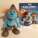 The Smurfs Coloring & Activity Book (Over 30 Stickers)