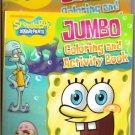 SpongeBob SquarePants Jumbo Coloring & Activity Book