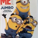 Despicable Me Mischievous Minions Coloring and Activity Book