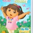 Dora the Explorer Jumbo Coloring & Activity Book ~ Hip Hip Hooray!