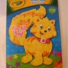 Crayola Big Fun Book to Color Coloring Book ~ Fun All Day!