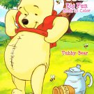 Disney's Winnie the Pooh Coloring Book 96 Page - Assorted