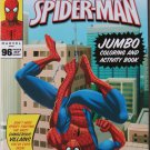 Spider-Man Jumbo Coloring and Activity Book
