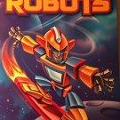 Robots Jumbo Coloring & Activity Book