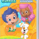 Bubble Guppies Jumbo Coloring & Activity Book ~ Let's Go Outside!