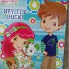 Strawberry Shortcake Big Fun Book to Color ~ Hey, It's Huck
