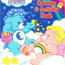 Care Bears Jumbo Coloring & Activity Book 2012 (96 pgs), Art Cover Varies)