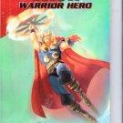 Thor Classic Coloring & Activity Book ~ Warrior Hero