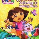 Dora the Explorer Coloring Book - - Assorted