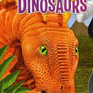 Amazing Dinosaurs - Coloring & Activity Book