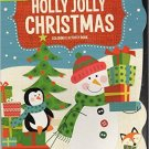 Holly Jolly Christmas - Christmas Coloring and Activity Book