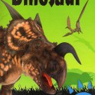 Dinosaur - Coloring Activity Book