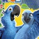 Rio 2 Jumbo Coloring & Activity Book (Includes Stickers)