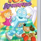 Toy Adventures Coloring & Activity Book
