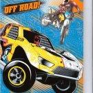 Hot Wheels Big Fun Book to Color ~ Off Road