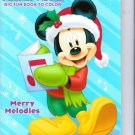Mickey Mouse Big Fun Book to Color ~ Merry Melodies