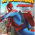 Spider-Man Jumbo Ccoloring & Activity Book ~ Web Slinging