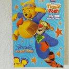 My Friends Tigger & Pooh Big Fun Book to Color 96 Pg