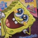 Spongebob Squarepants Activity Book with Stickers ~ Spongebob SillyPants