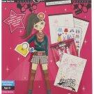 Love Fashion Sketchbook Portfolio Paper Craft