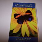 2016-2017 Two Year Monthly Pocket Planner - Butterflies
