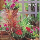2016-2017 Two Year Monthly Pocket Planner - Home Gardening by Studio 10