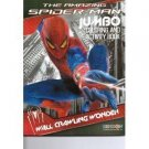 The Amazing Spider-Man Jumbo Coloring & Activity Book ~ Wall Crawling Wonder