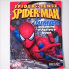 Spider-Man Spider-Sense Jumbo Coloring & Activity Book