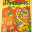 Themed Coloring and Activity Books ~ Dinosaurs (2012)