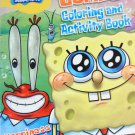 SPONGEBOB COLORING & ACTIVITY BOOK A