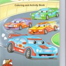 Cars Coloring & Activity Book