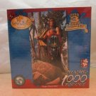 Serendipity EAGLES WATCH HIM 1000 Piece Puzzle Over 3 Feet Long