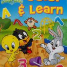 Baby Looney Tunes Color and Learn Book 96 Pg