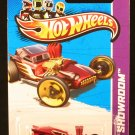 Hot Wheels 2013 Hw Showroom Fangula