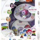 FAMPS GIRL MAC/PC STARTER KIT - USB Add-on Customize computer to show your emotions online