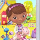 Doc McStuffins Big Fun Book to Color ~ Had My Checkup