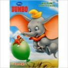 Dumbo Big Fun Book to Color ~ I Can Fly