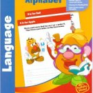 Playskool Language Learn the Alphabet PreK. Workbook