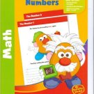 Playskool Math Learn Numbers Kindergarten. Workbook