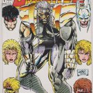 Brigade #1 Sabotage! (1st Issue!) Comic. Rob Liefeld