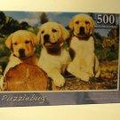 Puzzlebug Labrador Puppy Friends 500 Piece Jigsaw Puzzle