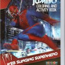 The Amazing Spider-Man Jumbo Coloring & Activity Book ~ Web Slinging Superhero