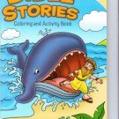 Bible Stories Coloring & Activity Book