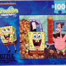 100 Piece SpongeBob Squarepants (Krabby Patties) Puzzle