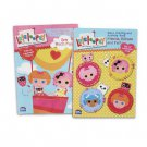 2 Piece 96pg Lalaloopsy Coloring Book - Assorted
