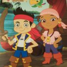 Disney Jake and the Neverland Pirates Coloring & Activity Book ~ Let's Go Crew!