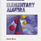 Elementary Algebra. Book.  Ignacio Bello